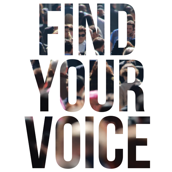 Find Your Voice Podcast Log